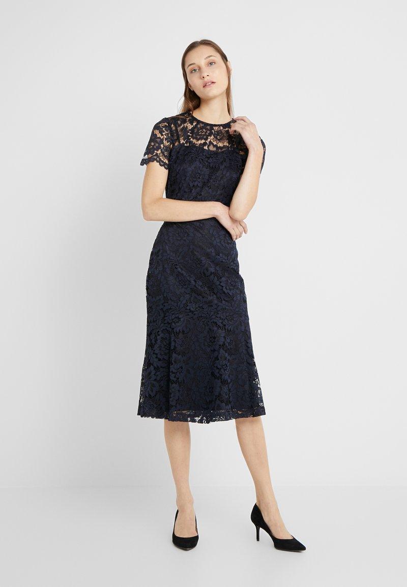 Lauren Ralph Lauren - KAMI DRESS - Robe d'été - lighthouse navy