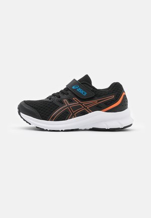 JOLT 3 UNISEX - Neutral running shoes - black/reborn blue
