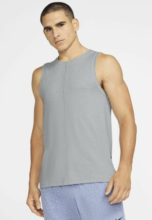 TANK  - Sports shirt - smoke grey