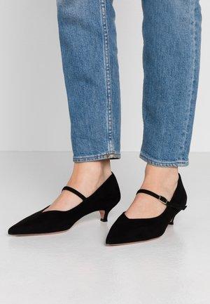 SAMMY - Classic heels - nero