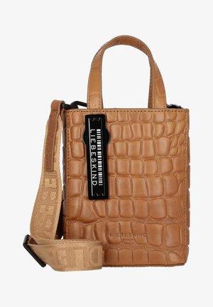 Handbag - muskat
