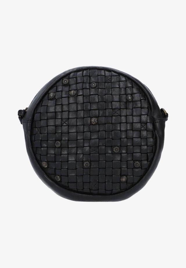 WIEKA - Across body bag - black