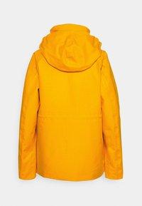 Didriksons - Hardshell jacket - saffron yellow - 8