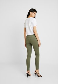 JDY - Pantalones - dusty olive - 2