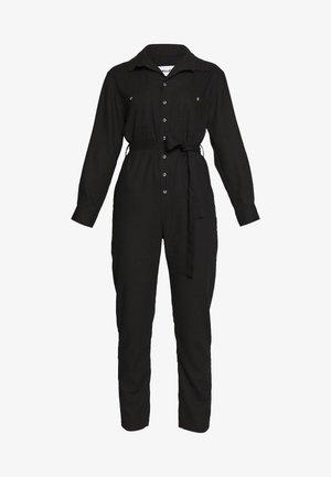 HORIZON BOILER SUIT - Jumpsuit - black