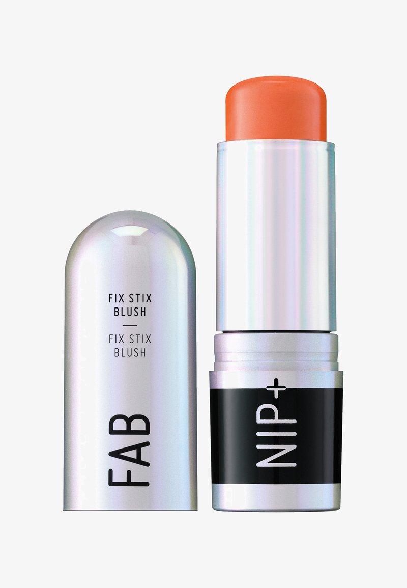 Nip+Fab - FIX STIX BLUSH - Blush - electric apricot