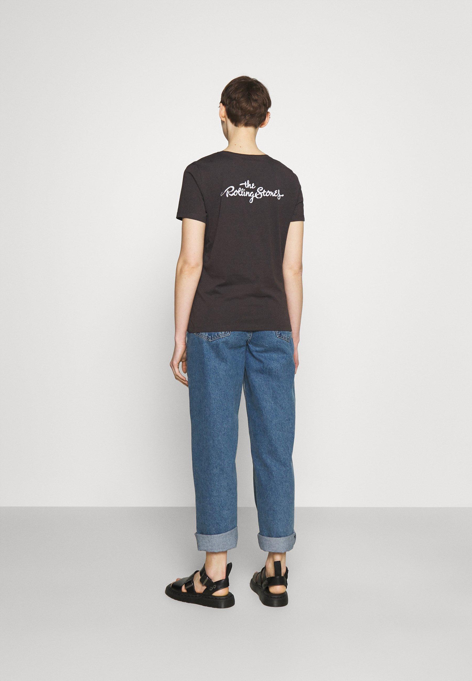 Women ONLROLLING STONES LIFE - Print T-shirt