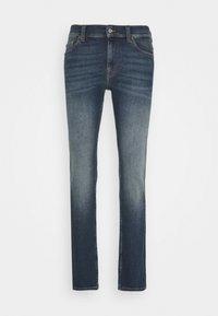RONNIE LUXVINDEFBLU - Slim fit jeans - dark blue