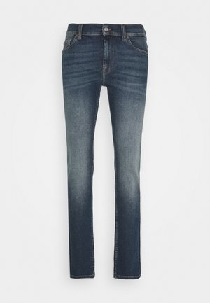 RONNIE LUXVINDEFBLU - Slim fit jeans - dark blue