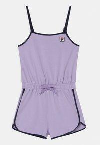 Fila - AVA  - Overal - pastel lilac - 0