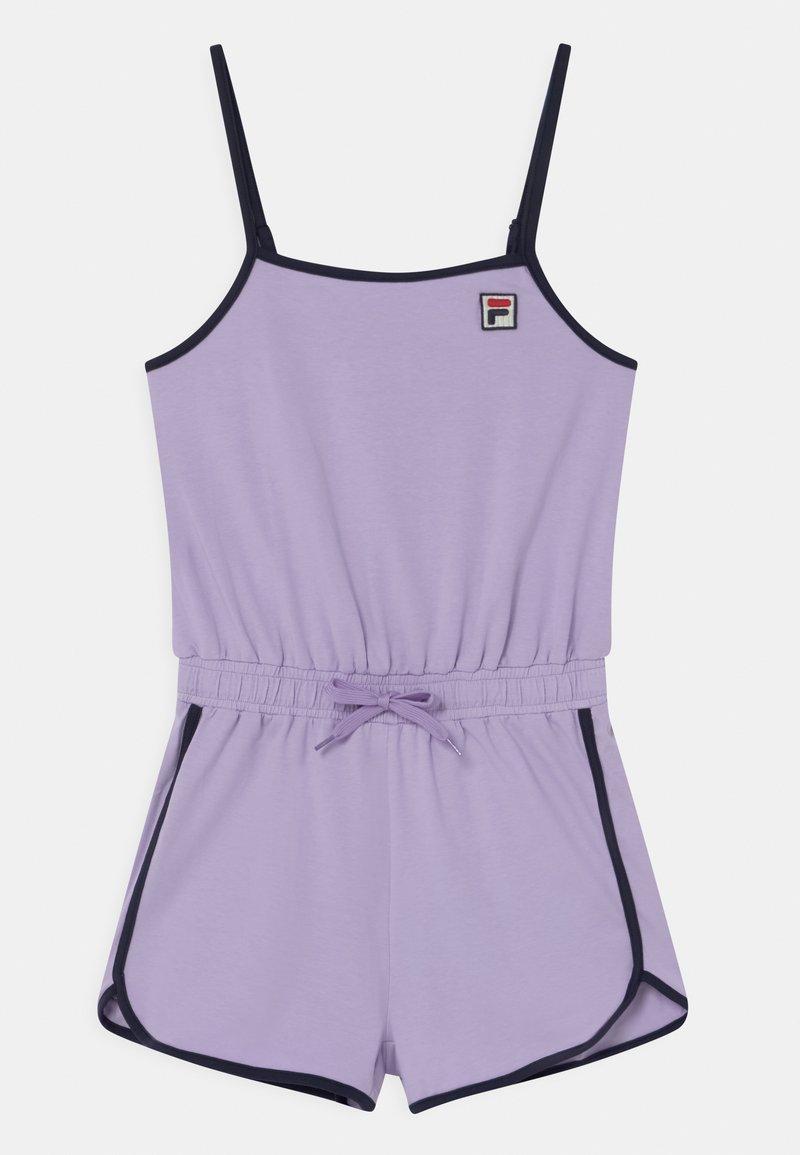Fila - AVA  - Overal - pastel lilac
