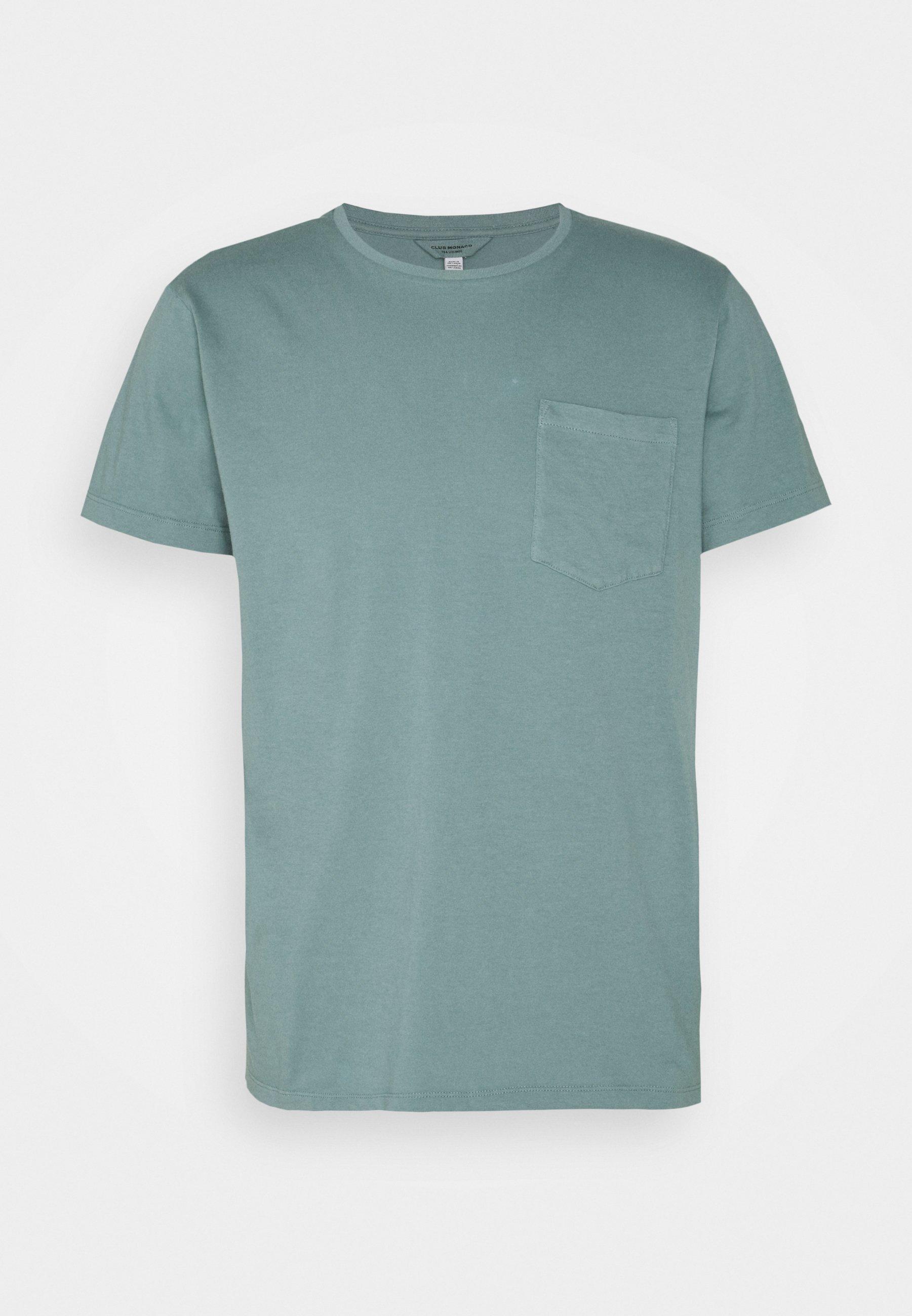 Homme WILLIAMS POV TEA DYED - T-shirt basique