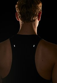adidas Performance - SINGLET - Sports shirt - black - 4