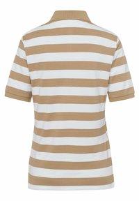 BRAX - STYLE CLEO - Polo shirt - sand - 6