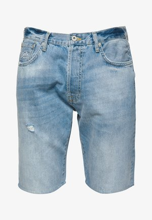 Denim shorts - vernon light vintage
