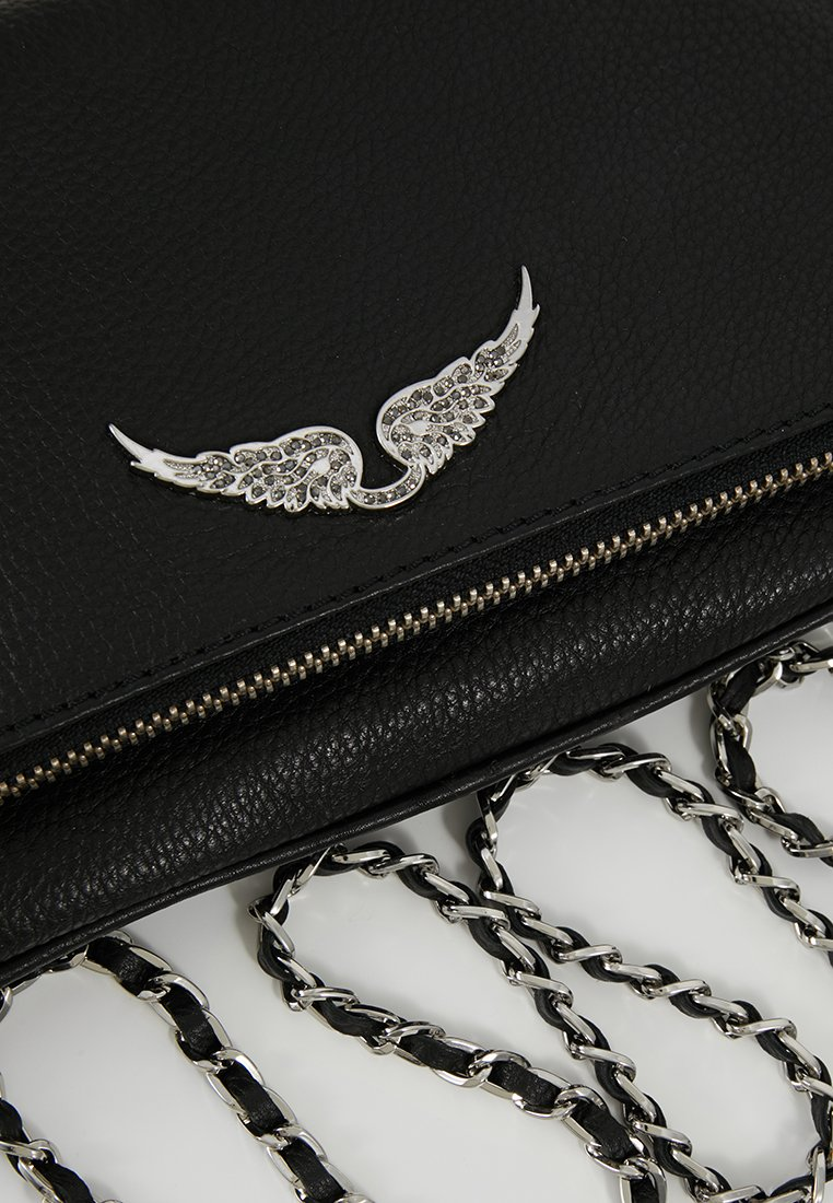 Inexpensive Fast Delivery Accessories Zadig & Voltaire ROCK Handbag noir ulpEGvoQM j0k782rZ9