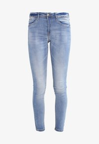 ICHI - ERIN - Jeans Skinny Fit - bleached light blue - 7