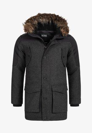 Abrigo de invierno - black mix