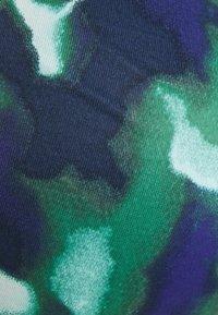 Calvin Klein Underwear - LIQUID TOUCH PLUNGE - Push up -rintaliivit - summer remnants/aqua luster - 2