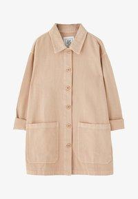 PULL&BEAR - IM WORKWEAR LOOK - Summer jacket - beige - 4