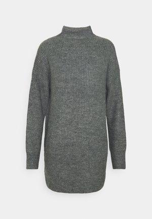 ONLKARINNA HIGHNECK - Pullover - medium grey