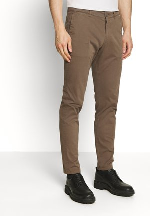 MAD - Trousers - beige