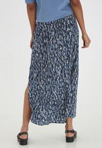 ICHI - Maxi skirt - total eclipse - 2