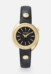 Versus Versace - TORTONA - Watch - gold-coloured/black - 0