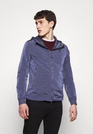 GIUBBINI CORTI SFODERATO - Summer jacket - blue zaffiro