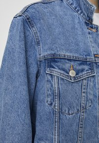 PULL&BEAR - Denim jacket - dark blue - 5