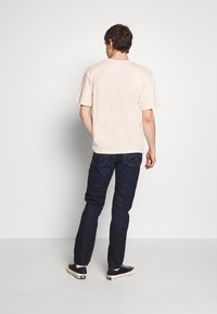 Edwin - REGULAR TAPERED - Straight leg jeans - dark blue denim - 2
