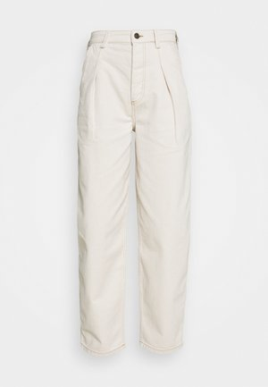 ERIN COCOON - Relaxed fit jeans - ecru