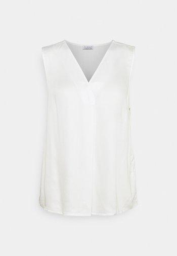 Pusero - wool white