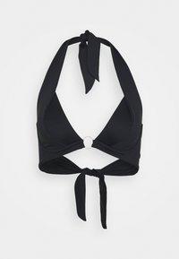 NECKHOLDER - Bikini top - schwarz