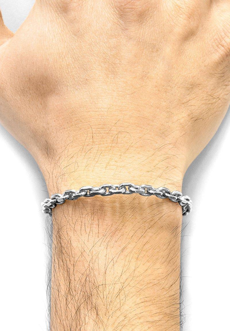 Anchor & Crew - Armband - silver