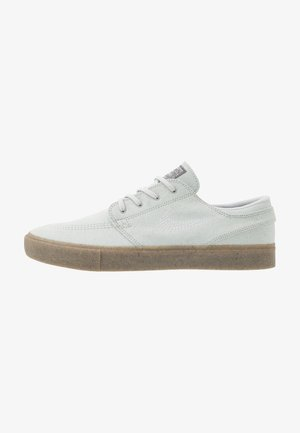 ZOOM STEFAN JANOSKI UNISEX - Tenisky - pure platinum/light brown