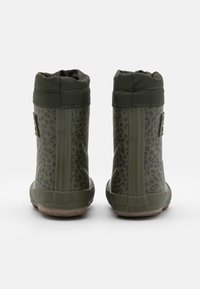 Bisgaard - SOFT GALLRY X THERMO - Wellies - green - 2
