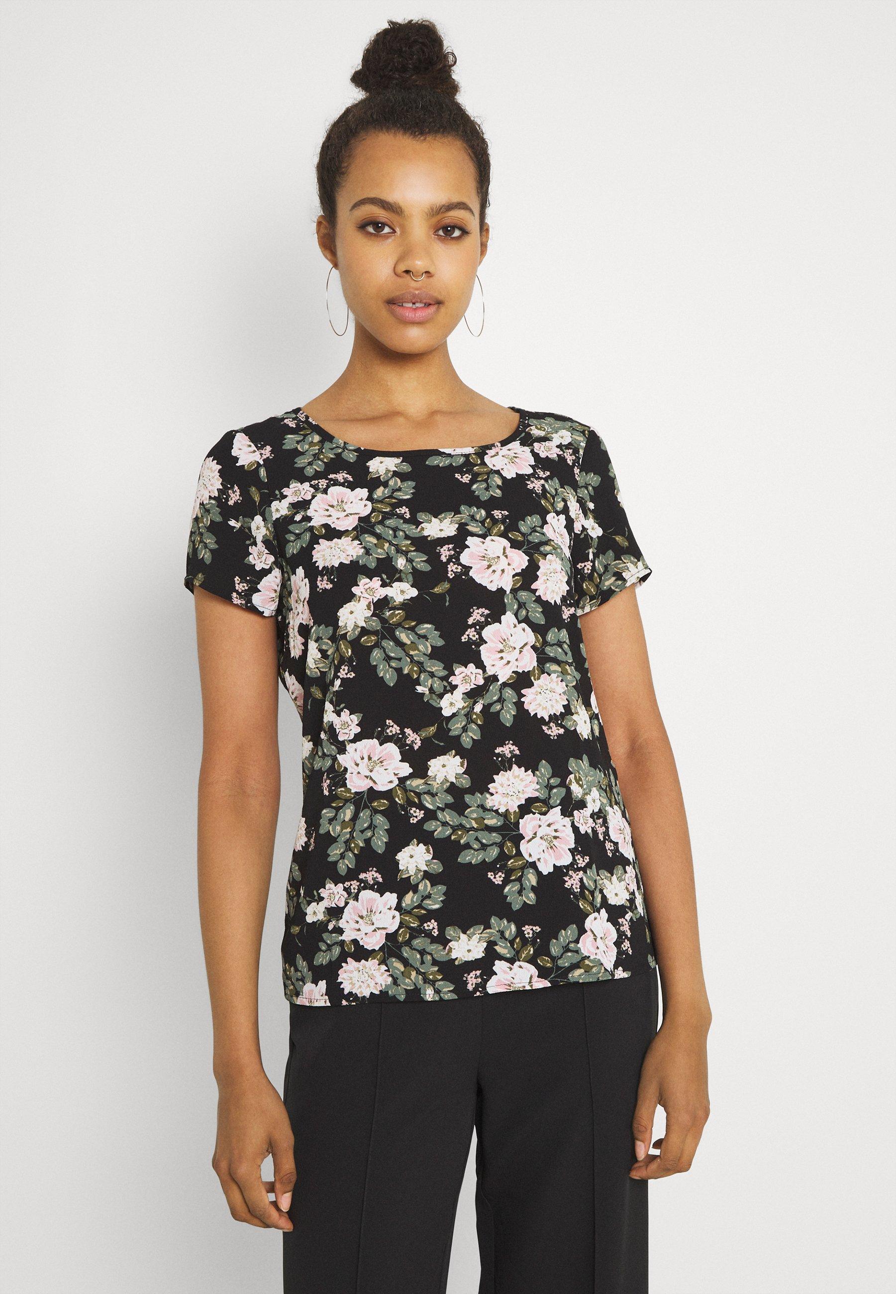 Damen VMSAGA - T-Shirt print