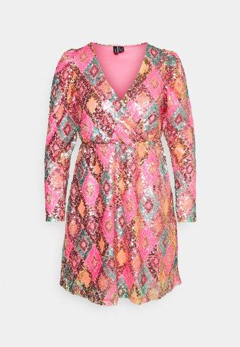 VMDIVA SEQUINS SHORT DRESS