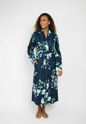 Dressing gown - floral print