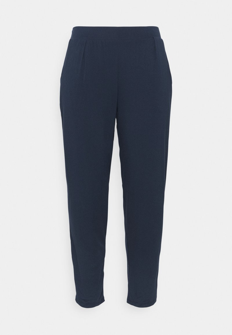 Dorothy Perkins Curve - Tracksuit bottoms - navy