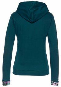 KangaROOS - Zip-up hoodie - petrol - 1