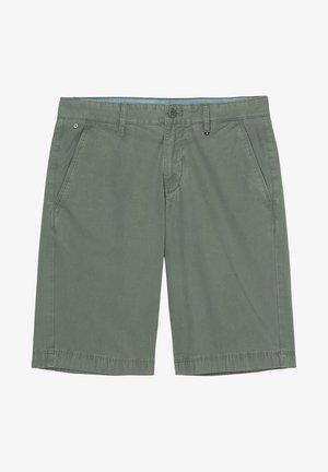 Shorts - balsam green