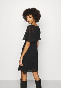 NAF NAF - CROCUS - Day dress - noir - 2