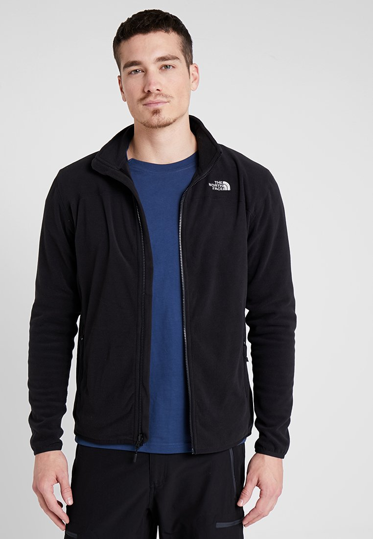 The North Face - GLACIER URBAN  - Kurtka z polaru - black