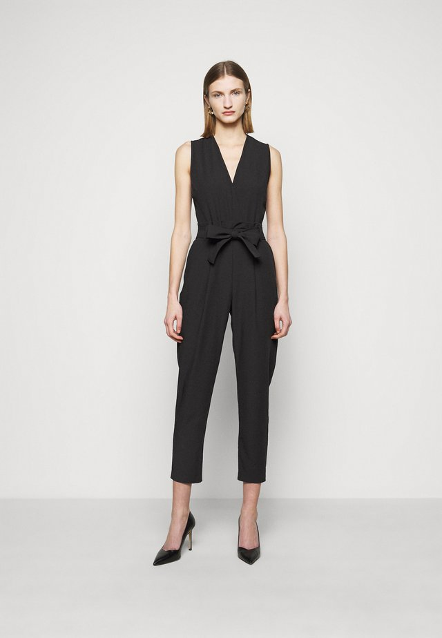 PIACENTE - Jumpsuit - black