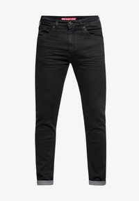 MELVIN - Slim fit jeans - black