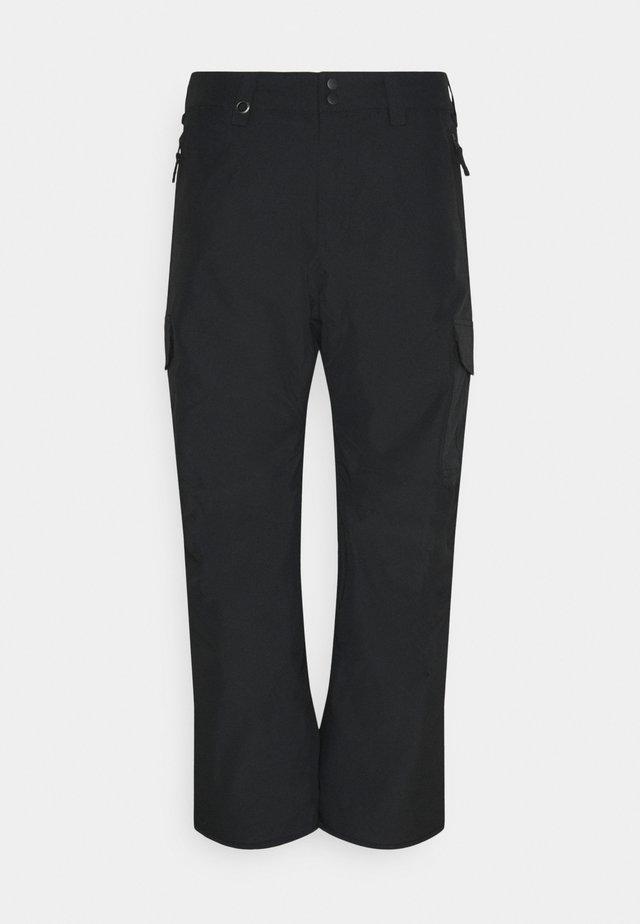 PORTER - Pantalón de nieve - true black