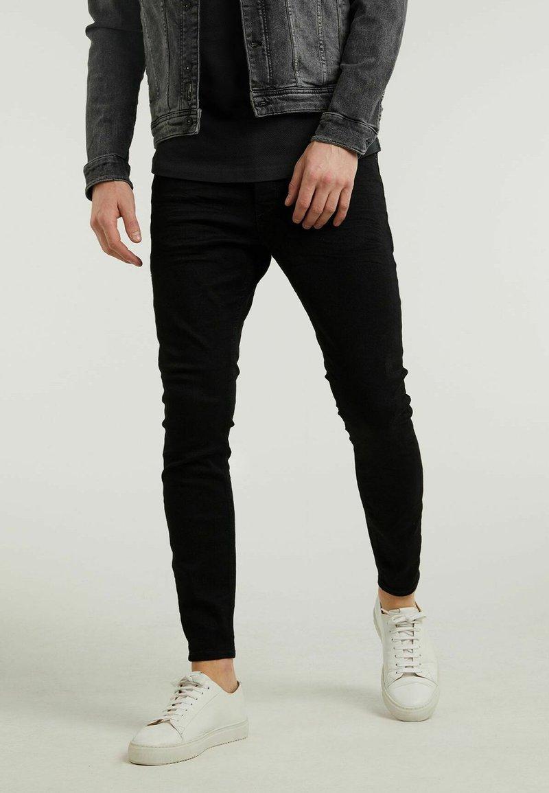 CHASIN' - IGGY SHADOW - Jeans Skinny Fit - black