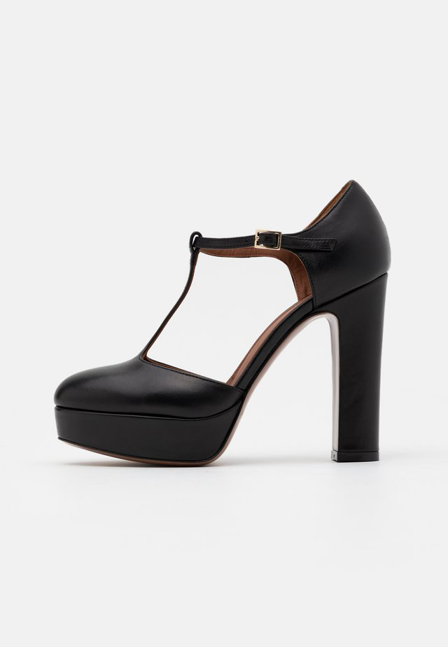 D'ORSEY - Escarpins à talons hauts - black